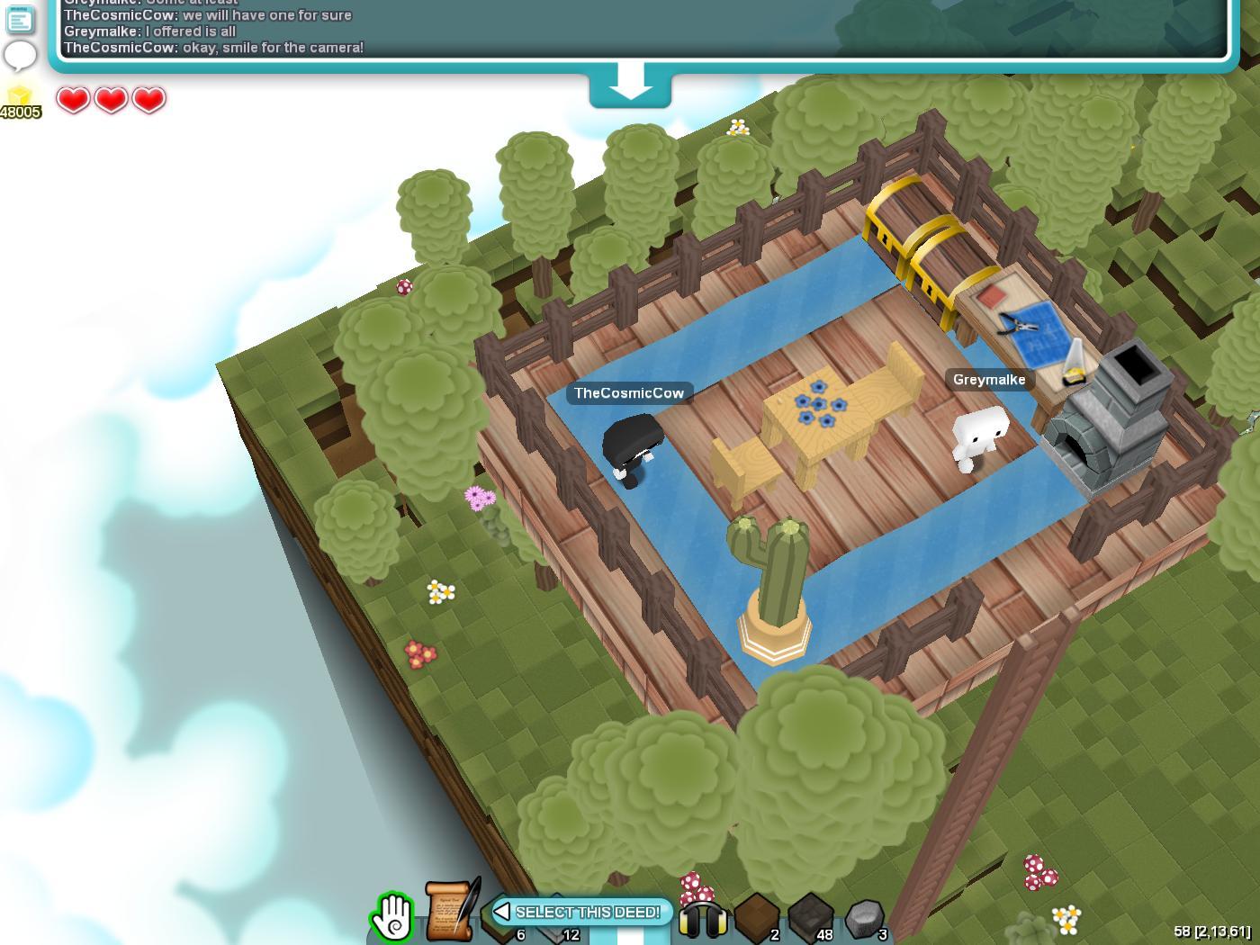House Builder Games Cubic Castles